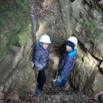 Journée géologie au Vernet la Varenne