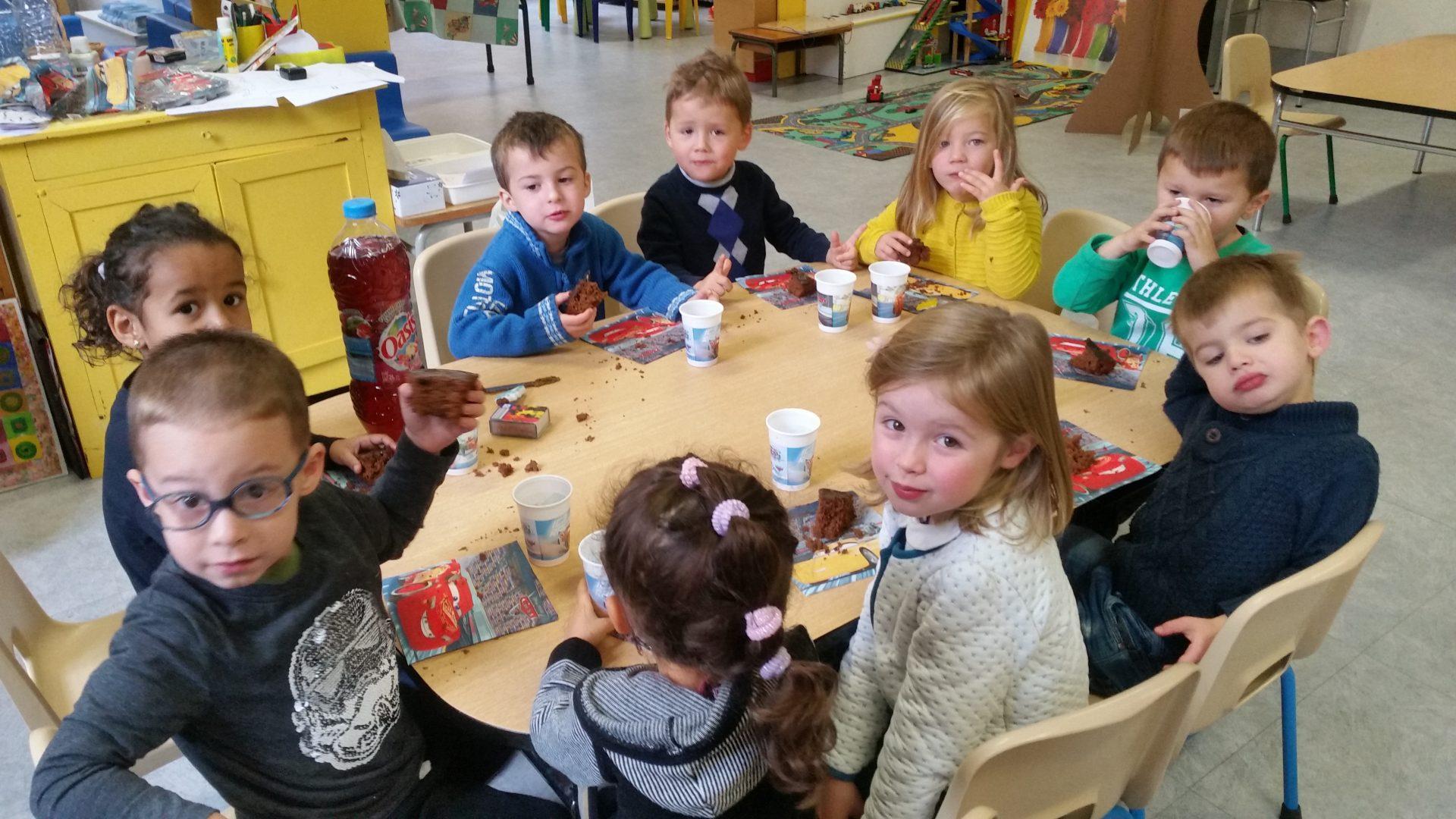 Joyeux Anniversaire Quentin école Sainte Thérèse