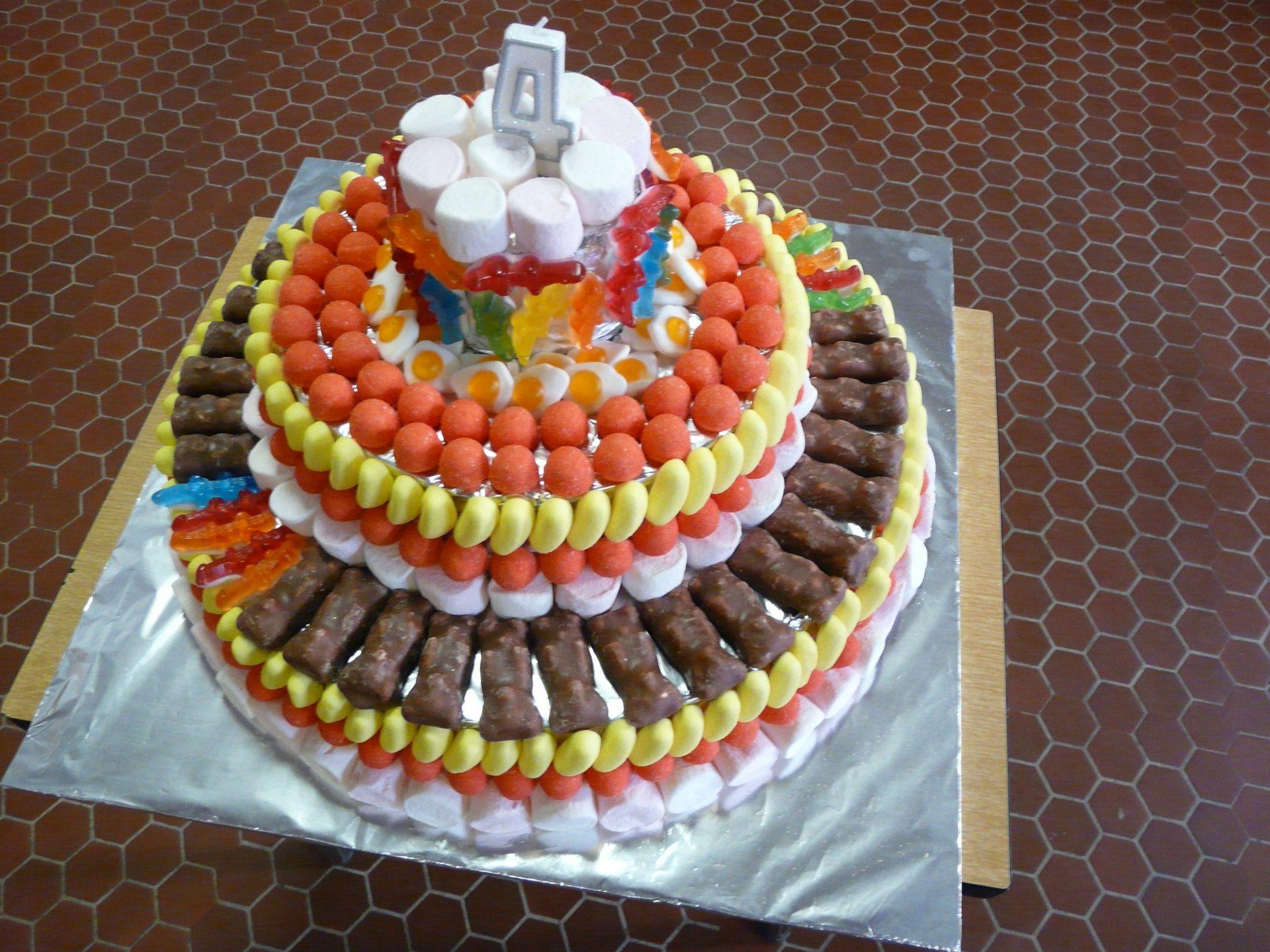 Joyeux Anniversaire Pour Tes 4 Ans Yann Ecole Sainte Therese