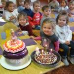 Anna a 3 ans !!!