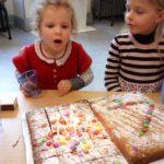 Capucine fête ses 4 ans !!!