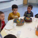 Clément fête ses 5 ans en MS !!!