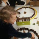 Diverses activités : Land Art, peintures, créations artistiques sur l'automne...