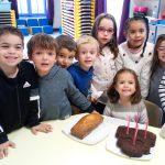Capucine fête ses 4 ans en MS !!!